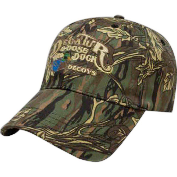 Customized Forest Pattern Camo Cap