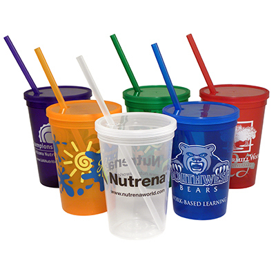 Promotional 16 oz Jewel Tumbler