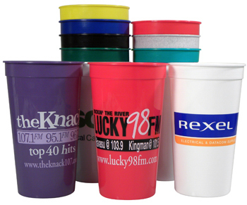 Personalized 32 oz Stadium Cup