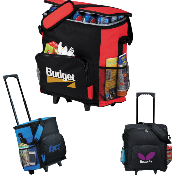Promotional The Marino 50-Can Rolling Cooler