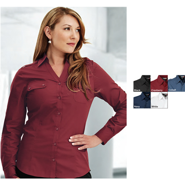 Imprinted Aero - Women's Long Sleeve Shirt