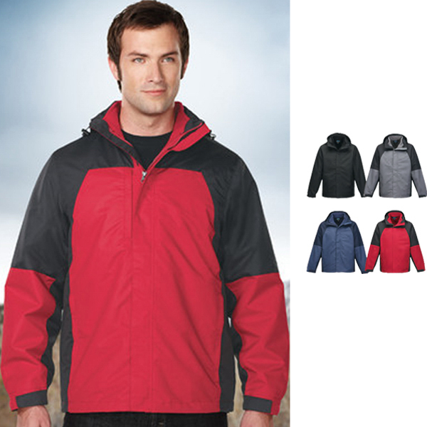 Personalized Utah 3-in-1 System Jacket