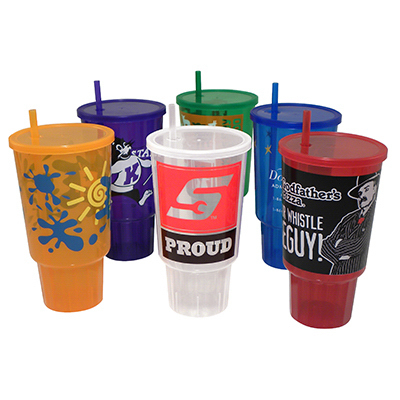 Customized 32 oz Car Cup Jewel Tumbler