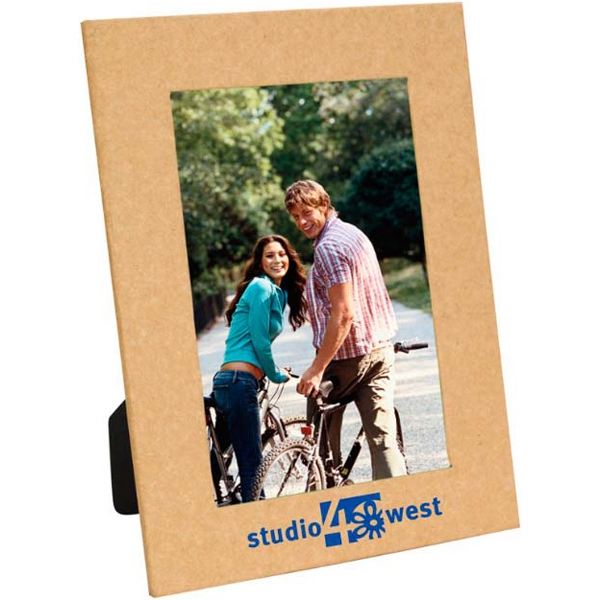 Personalized Paper Picture Frame