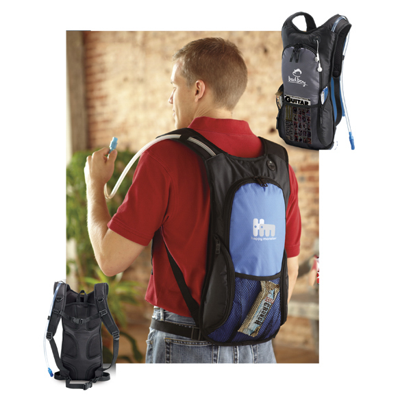 Imprinted Quench Hydration Pack