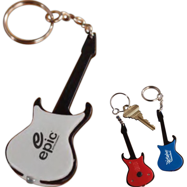 Personalized Guitar Keylight