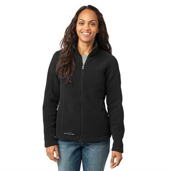 Promotional Eddie Bauer (R) full zip fleece ladies' jacket