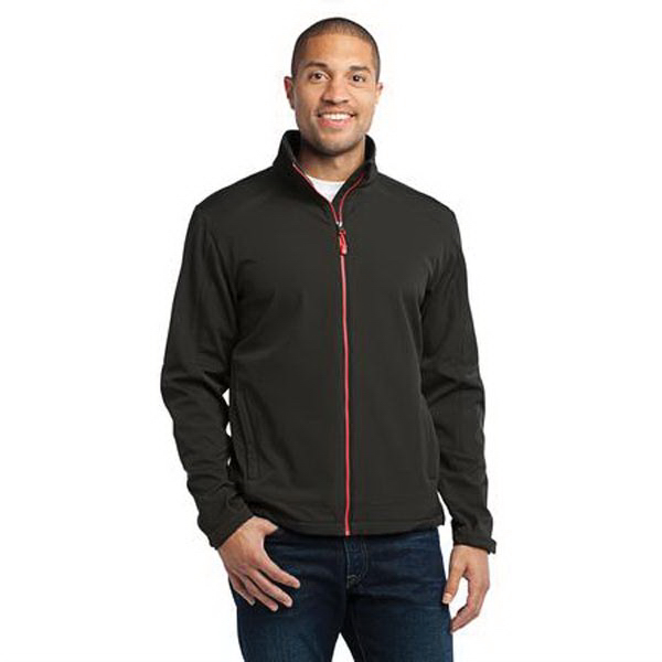 Personalized Port Authority (R) Traverse soft shell jacket