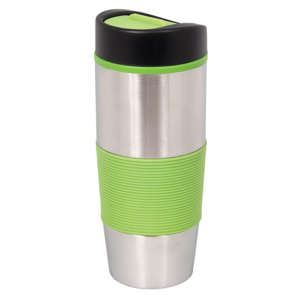 Customized 500 ml (16oz) Stainless Steel Travel Tumbler