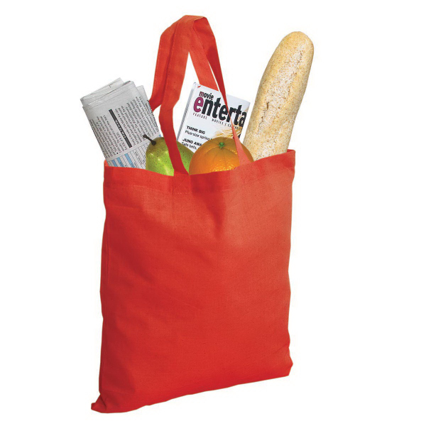 Custom Econo tote bag-Colors
