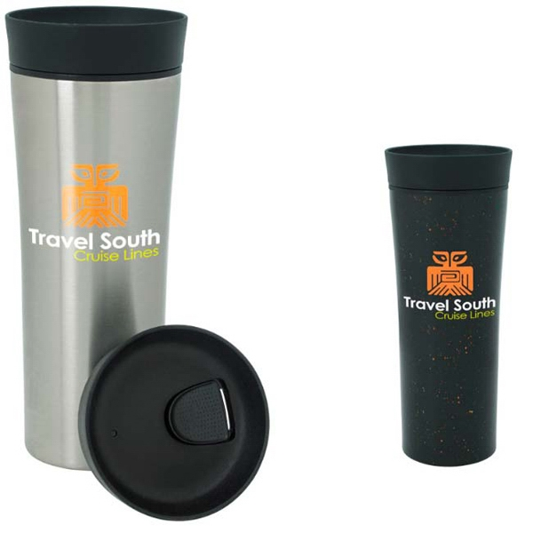 Imprinted Tall Tumbler - 16 oz