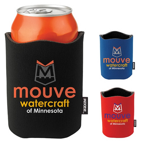 Personalized Fancy Edge KOOZIE® Can Kooler