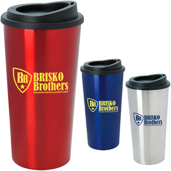 Customized Double Wall Tumbler - 18 oz