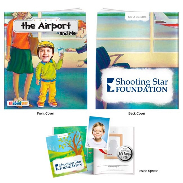 Promotional The Airport and Me-It's All About Me Books
