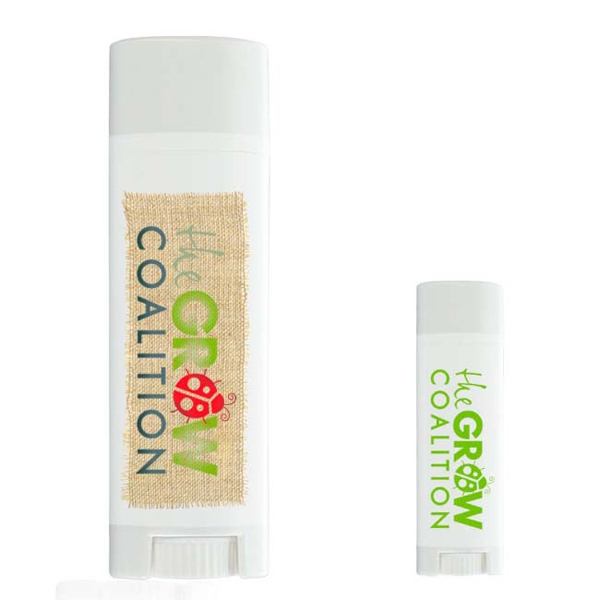 Personalized SPF-15 Slim & Slender Lip Balm