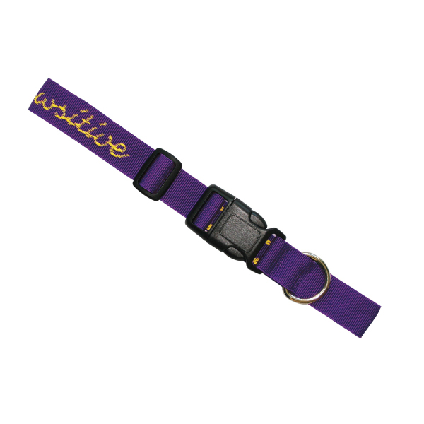 "Promotional Classic woven 1"" pet collar - Small"