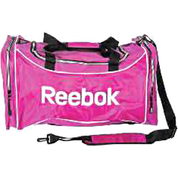 Imprinted Reebok Small Sport Duffel Bag