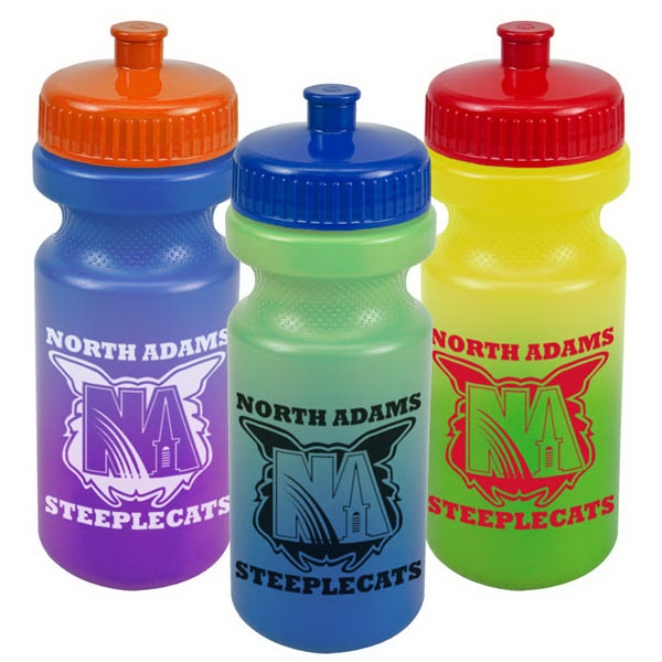 Customized The Veil 21 oz Cool Color Chang Bottles