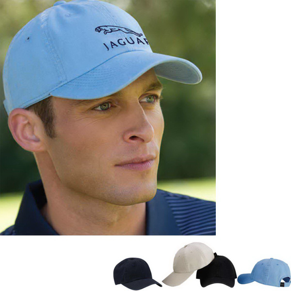 Imprinted Greg Norman Classic Cap