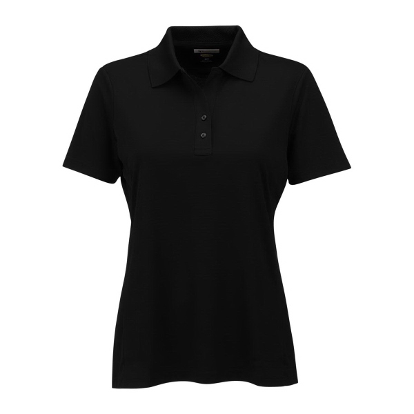 Promotional Women's Greg Norman Play Dry (R) ML75 Textured Solid Polo
