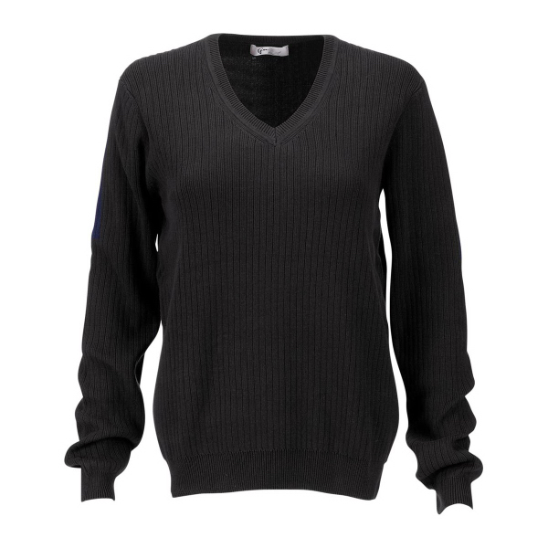 Customized Women's Greg Norman V-Neck Drop Needle Sweater