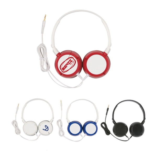 Promotional Mega Headphones
