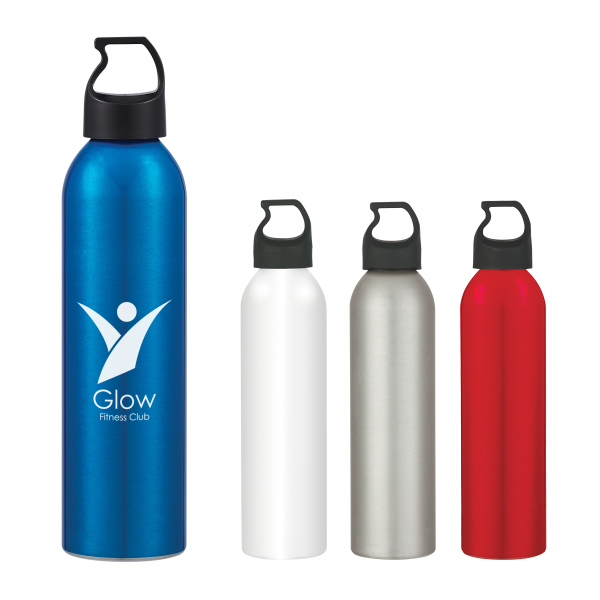 Custom 24 oz. US Aluminum Bottle