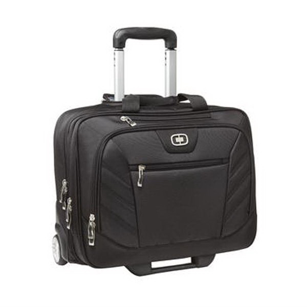 Promotional Ogio (R) Lucin wheeled briefcase
