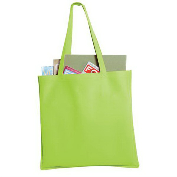 Personalized Port Authority (R) Polypropylene Tote