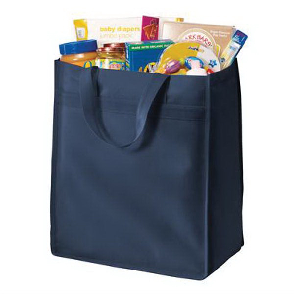 Promotional Port Authority (R) Polypropylene Grocery Tote