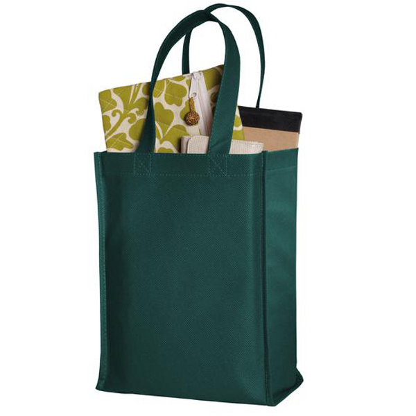 Printed Port Authority (R) Polypropylene Mini tote