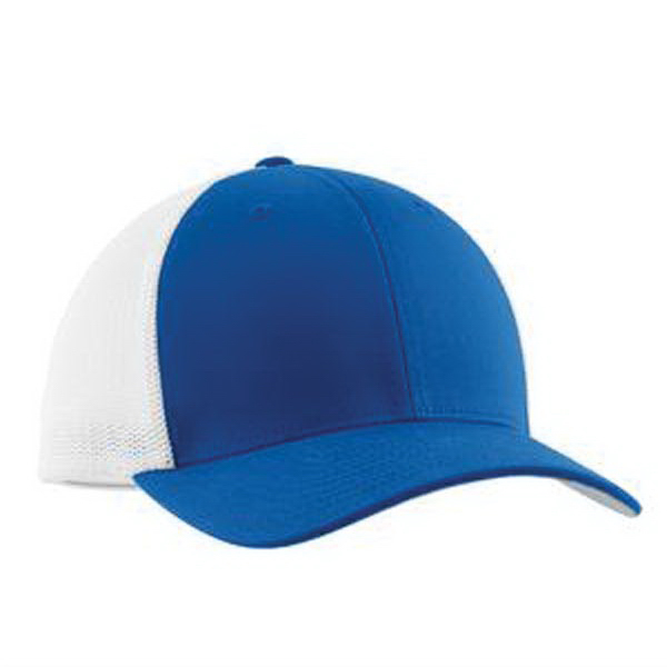Custom Port Authority (R) Flexfit (R) Mesh Back Cap