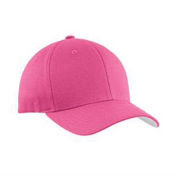 Personalized Port Authority (R) Flexfit (R) Cotton Twill Cap