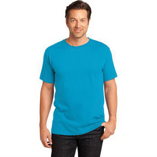 Printed District Threads® short sleeve Perfect Weight District® tee