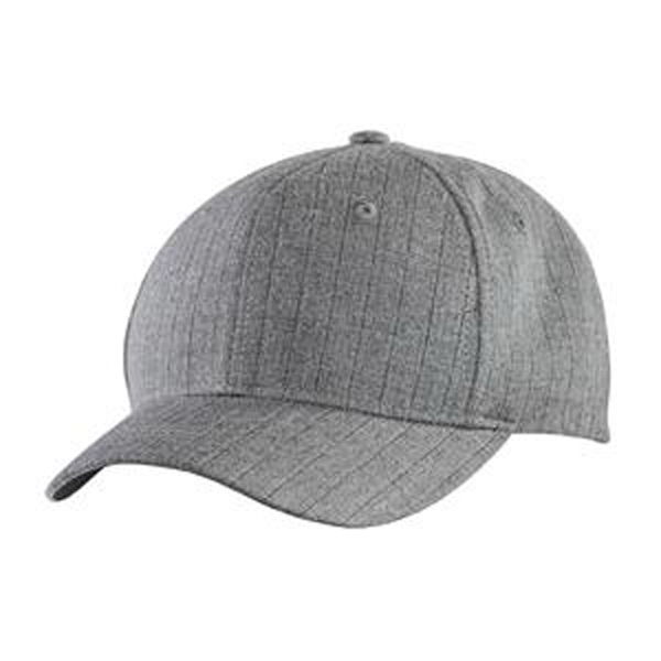 Customized District (R) pinstripe herringbone cap