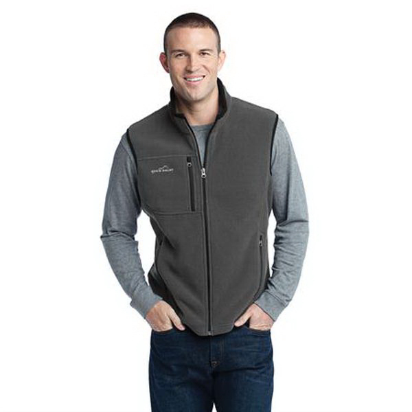 Personalized Eddie Bauer (R) fleece vest