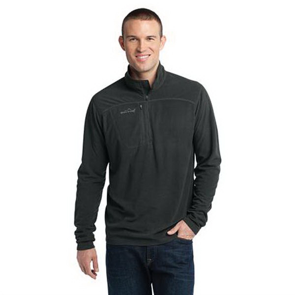 Promotional Port Authority (R) 1/4 zip grid fleece pullover