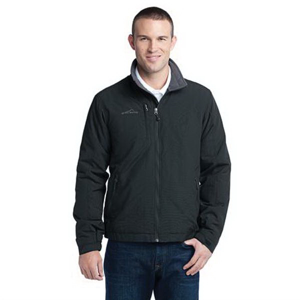 Imprinted Eddie Bauer (R) fleece lined jacket