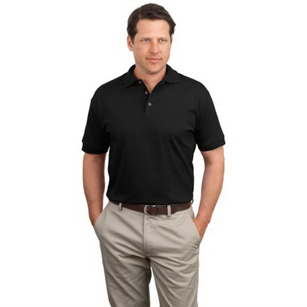 Promotional Jerzees® 6-ounce jersey knit sport shirt
