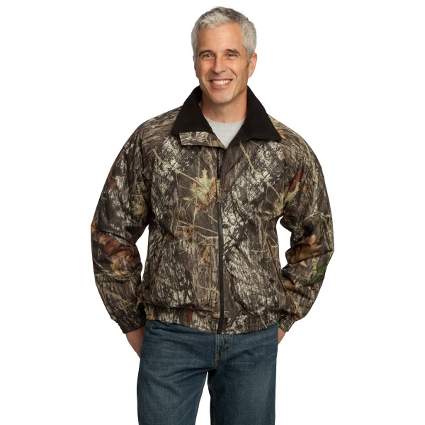 Customized Port Authority® Mossy Oak® Challenger (TM) jacket