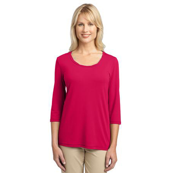 Promotional Port Authority (R) Ladies' Concept Rope Neck Shirt