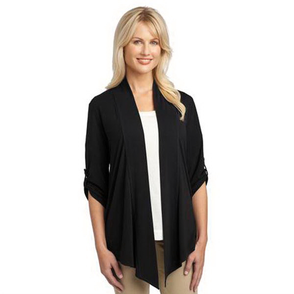 Custom Port Authority (R) Ladies' Concept Shrug