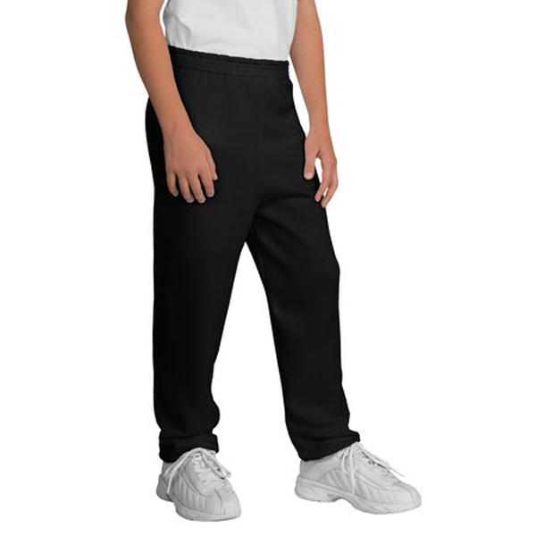 Customized Port & Company® youth sweat pant