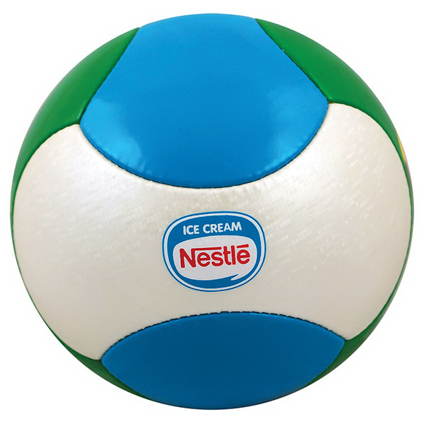 Promotional Match Ball, 6 Panel