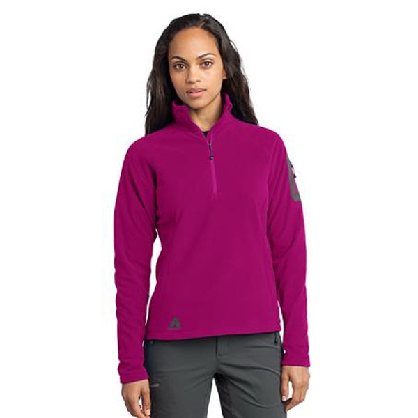 Printed First Ascent (R) Cloud Layer (R) fleece 1/4 zip pullover