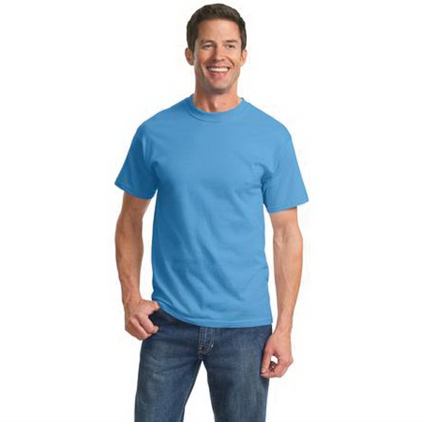 Personalized Port & Company® essential adult t-shirt