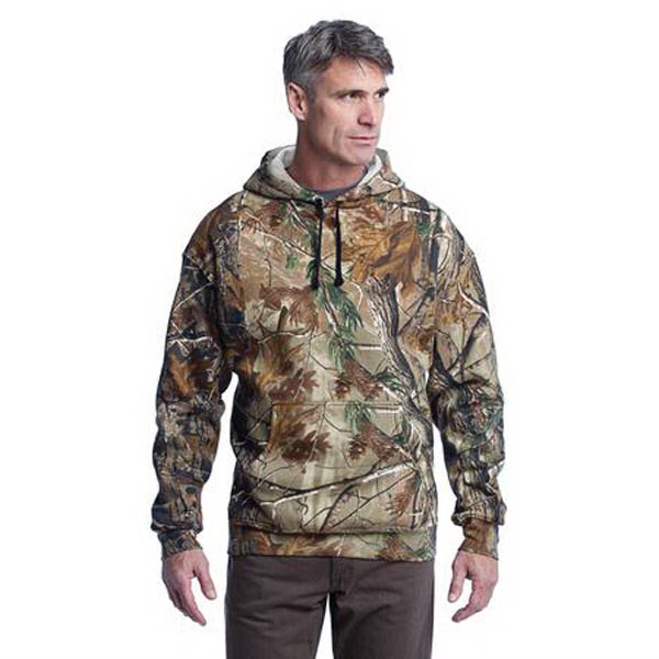 Personalized Russell Outdoors (TM) Realtree hooded sweatshirt