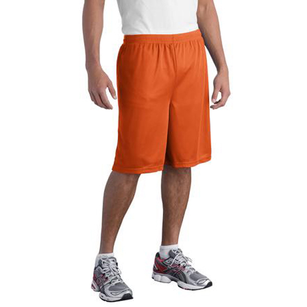 Personalized Sport-Tek(R) Posicharge long mesh (TM) shorts