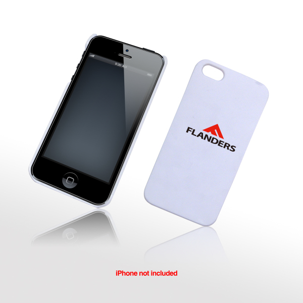 Printed Hard Plastic Protective Case for iPhone 5