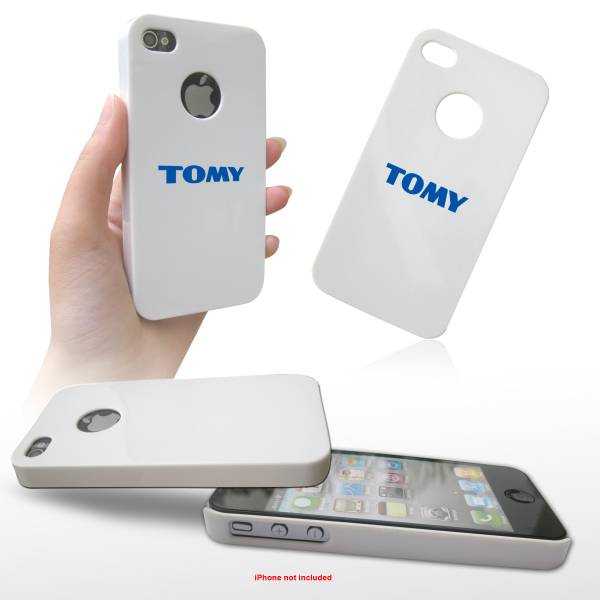 Personalized Protective Case for iPhone 4/4S